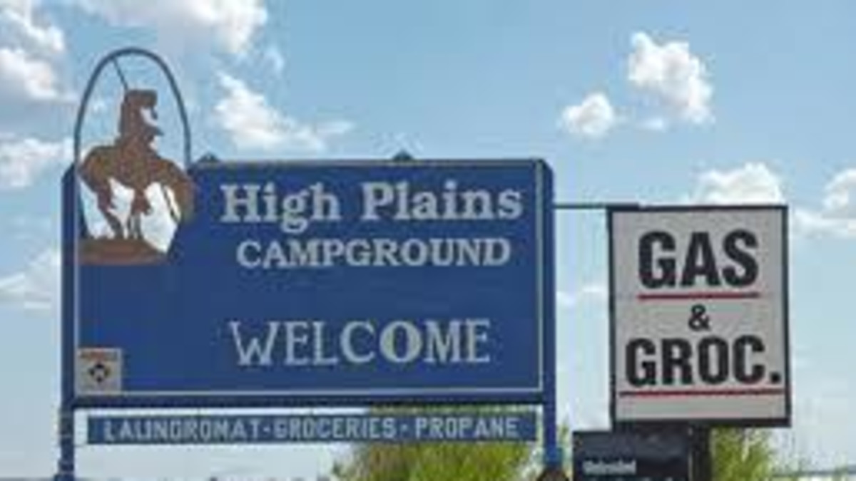 High Plains Campground