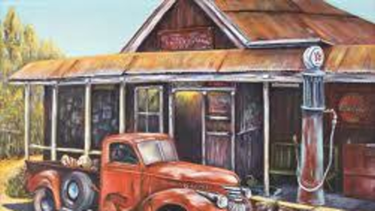 Hungry Jack's General Store