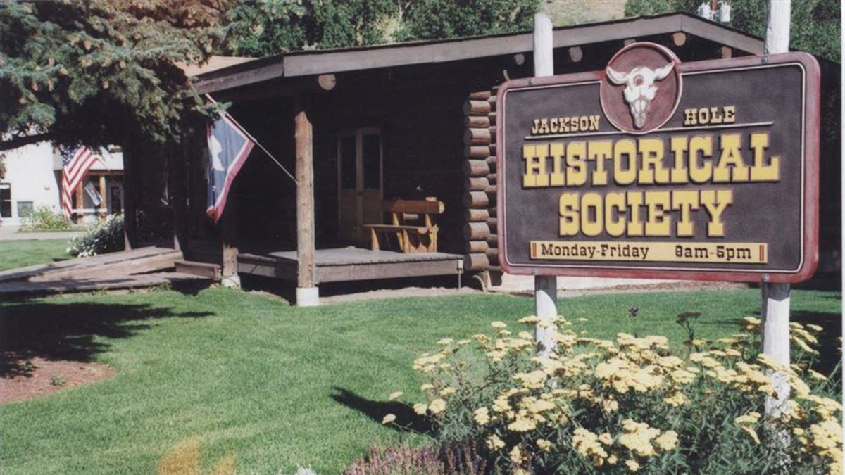 Jackson Hole Historical Society