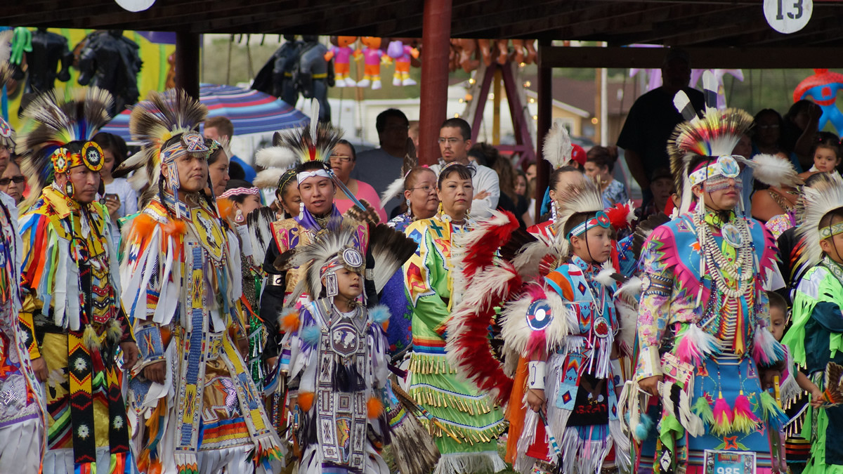 Eastern Shoshone Powwow, Photo: Jennie Hutchinson