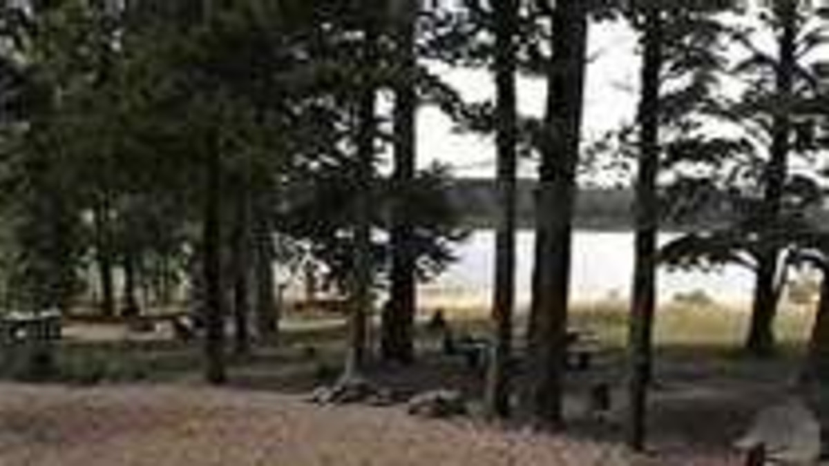 Lake Owen Campground