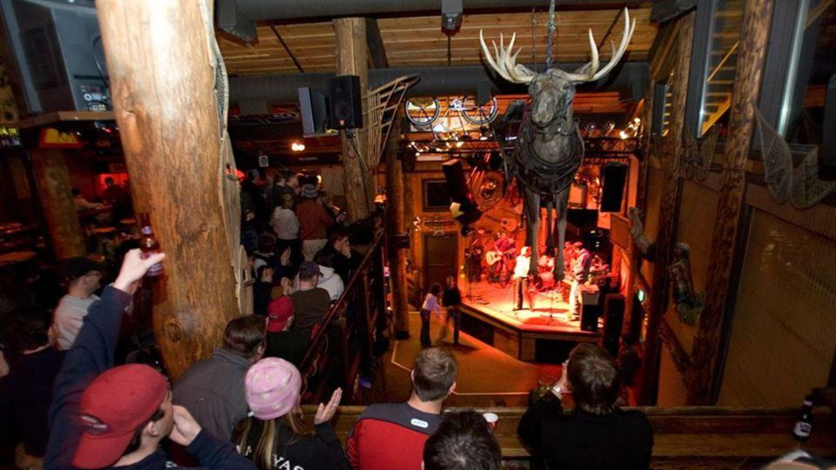 Mangy Moose Saloon