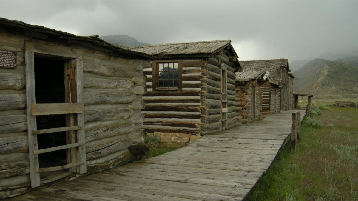 Museum of the Old West at Old Trail Town