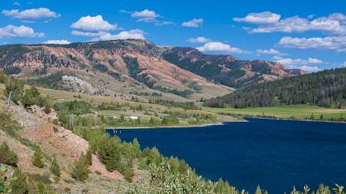 Atherton Creek Campground - Jackson | Travel Wyoming  That's WY