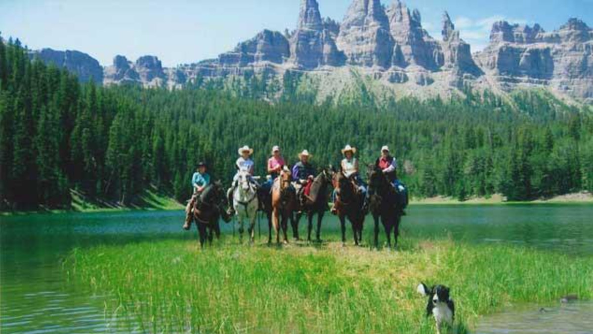Outfitters of the Wyoming Wilderness