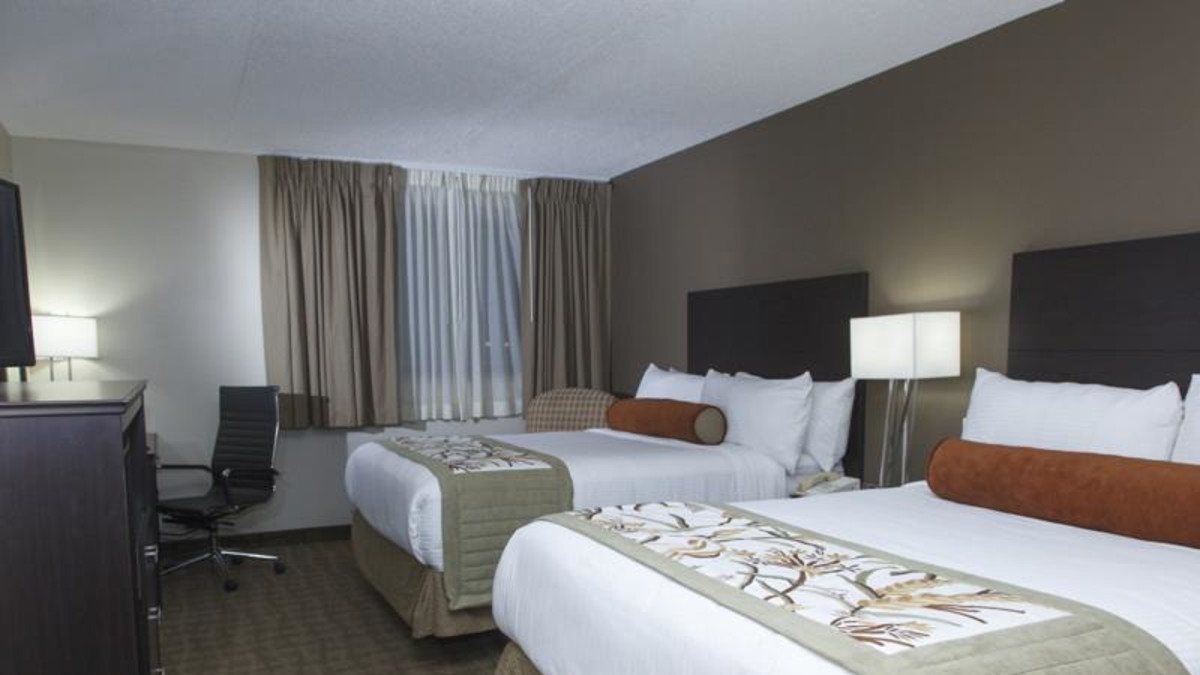 Executive Double Queen Guest Room