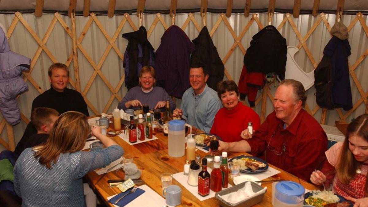 Paul Martin Sleigh Ride Dinners at Grand Targhee Resort