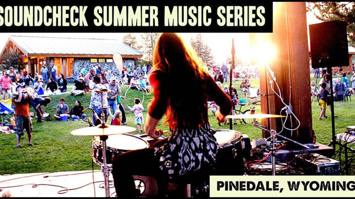 Soundcheck Summer Music Series - 2018