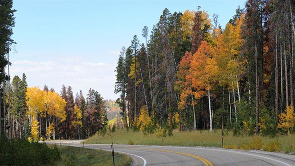 Battle Pass Scenic Byway