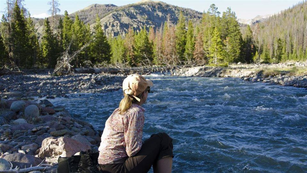 East Fork of the Wind River