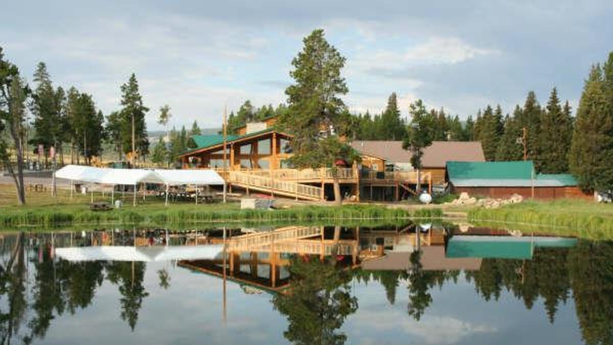 Bear Lodge Resort Dayton Travel Wyoming That S Wy