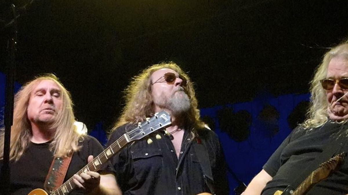 Kentucky Headhunters enjoyed Rockin the Road!