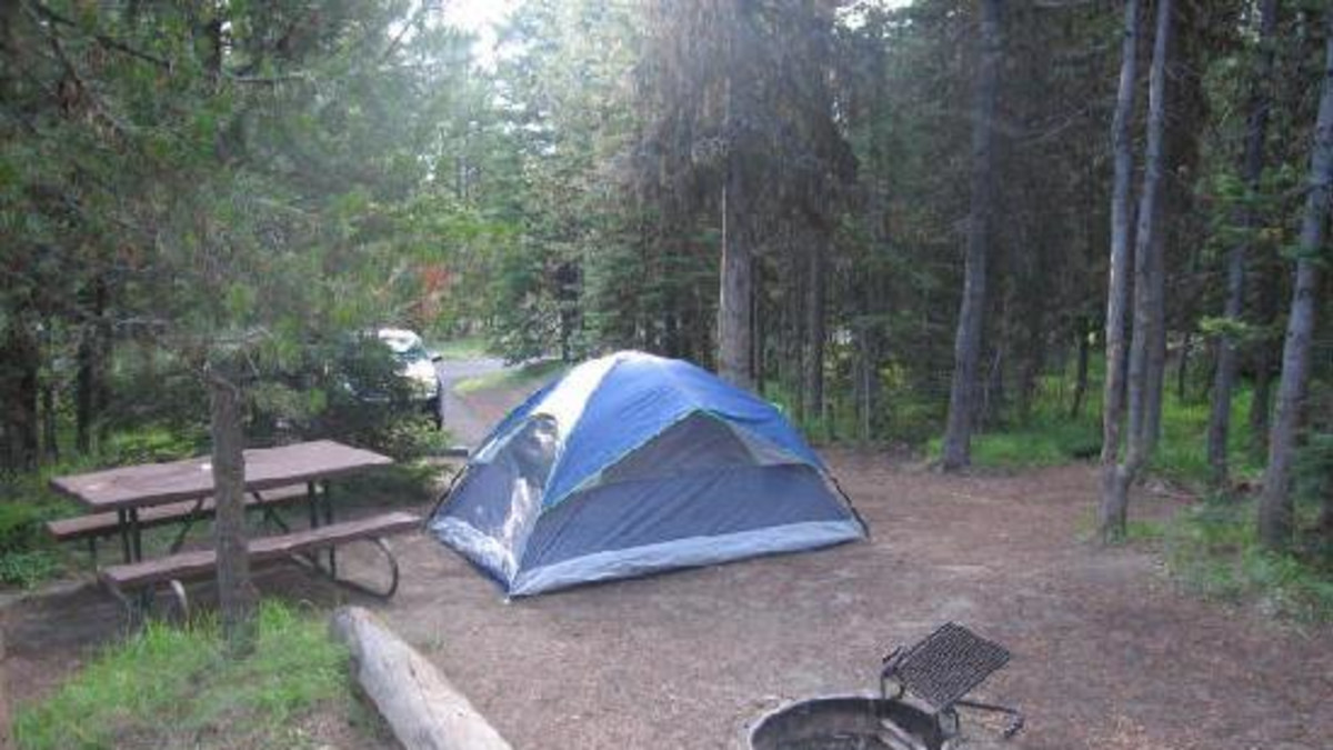 Bearlodge Campground