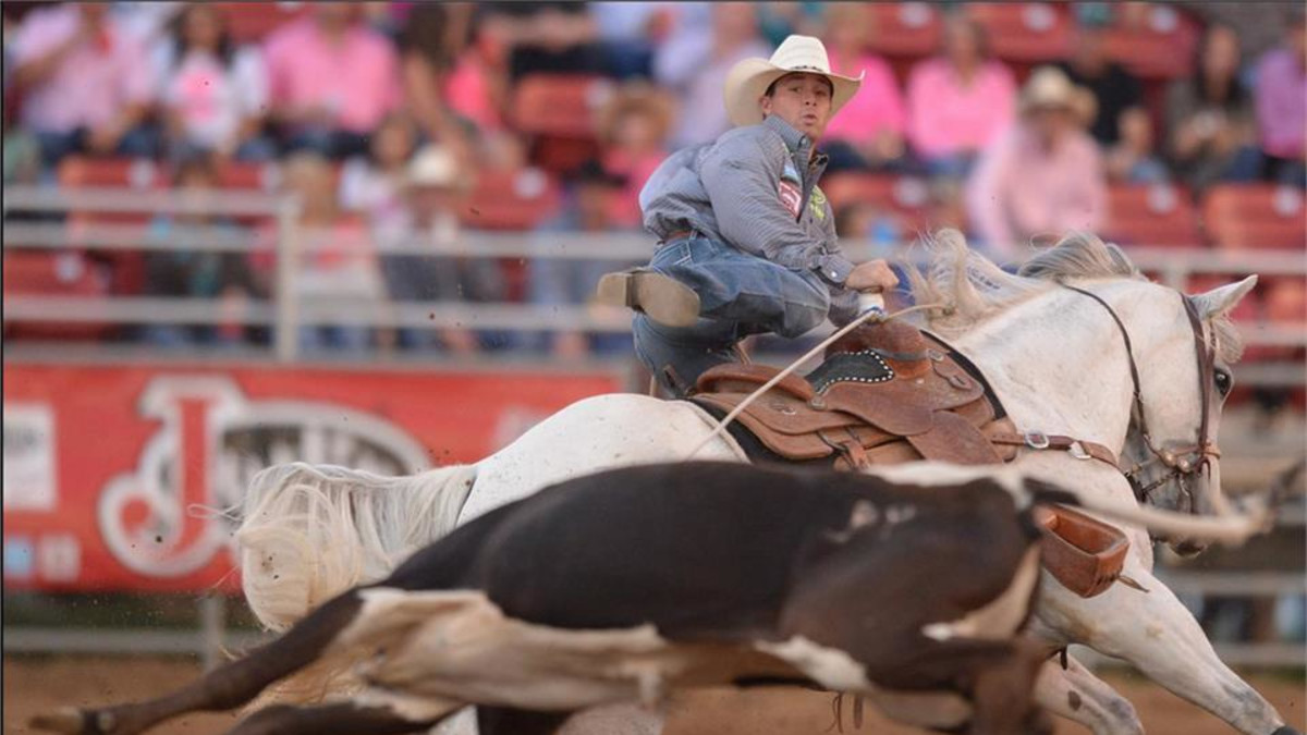 Pink Night is Thursday at The Sheridan WYO Rodeo