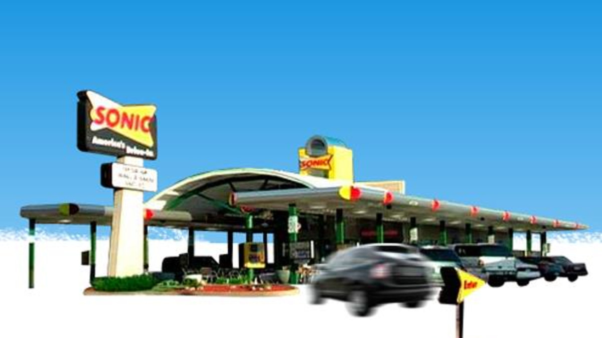 Sonic Burger on South Greeley