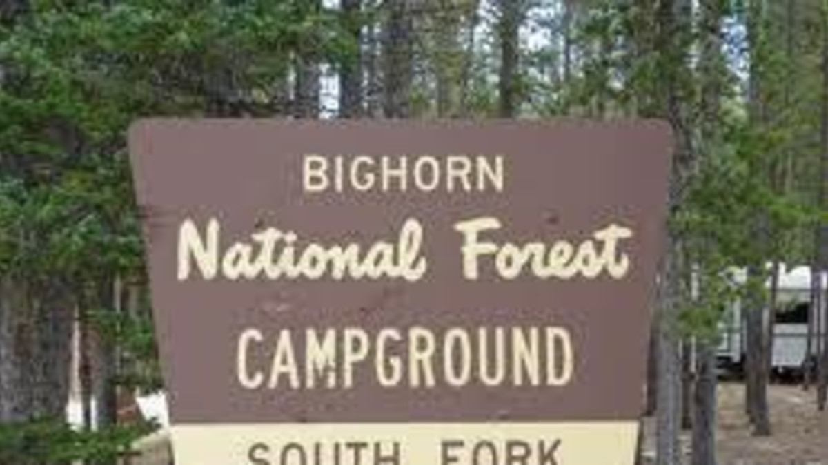 South Fork Campground - Bighorn National Forest