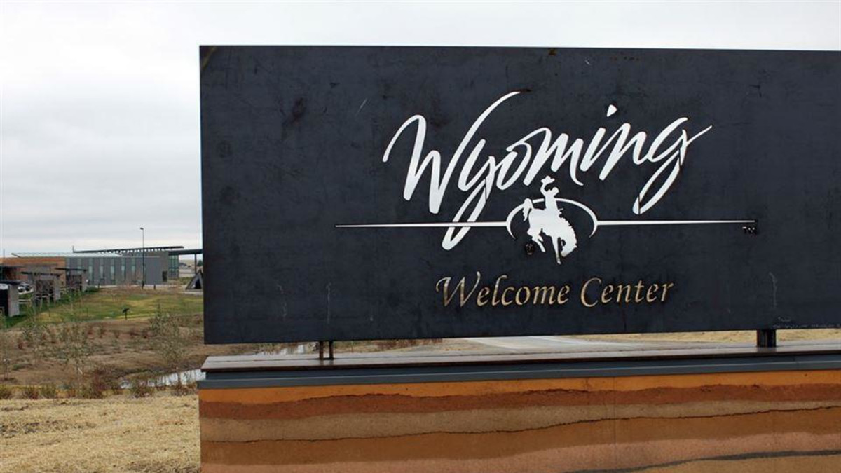 Southeast Wyoming Welcome Center in Cheyenne