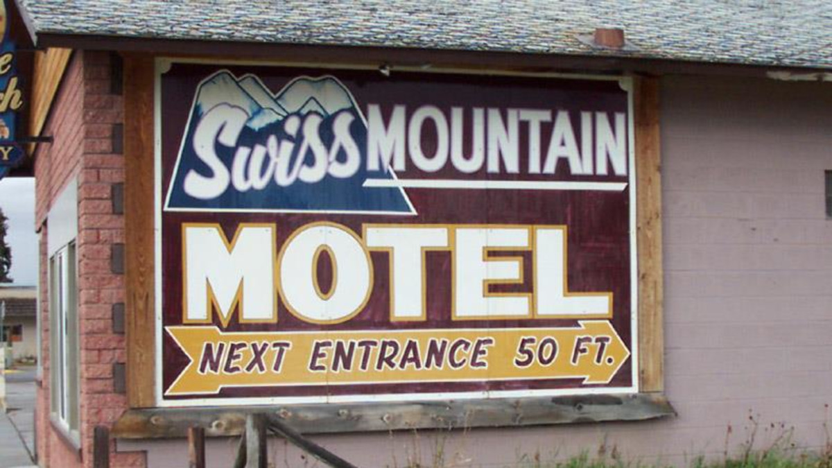 Swiss Mountain Motel