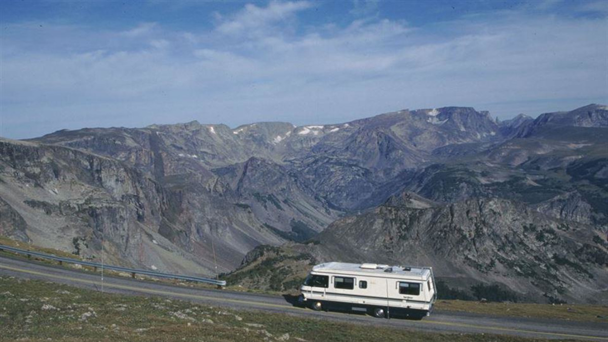 The Beartooth Highway - An All-American Road
