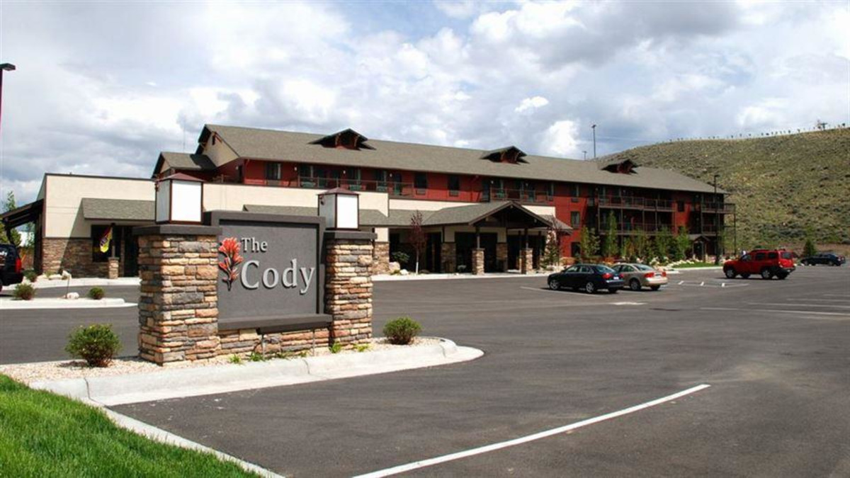 The Cody...a luxury hotel