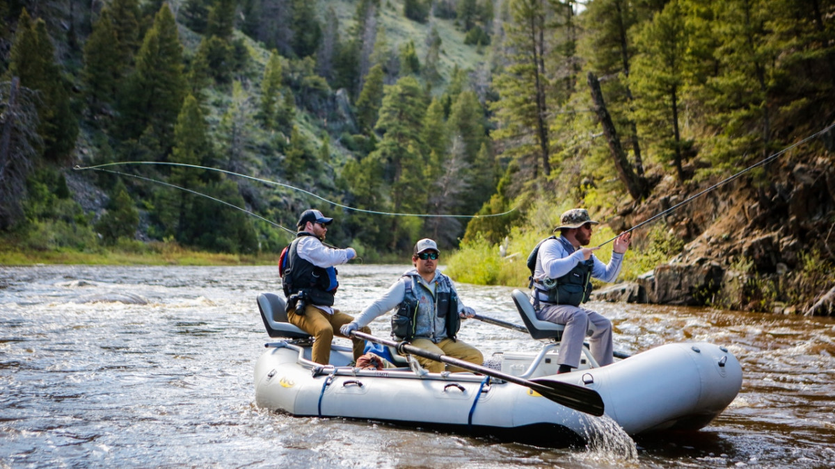 Premium Fly Fishing and Hunting Excursions at French Creek Sportsman's Club