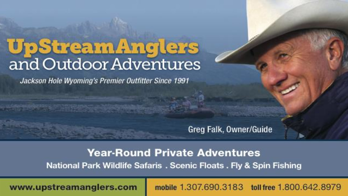 Upstream Anglers & Outdoor Adventures