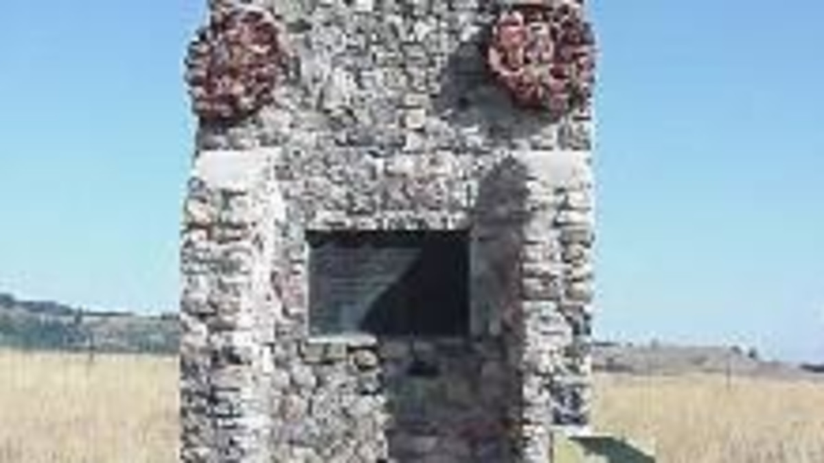 Wagon Box Reenactment 2017 - Sheridan, Wyoming Travel and