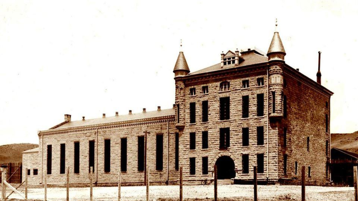 Wyoming Frontier Prison Museum