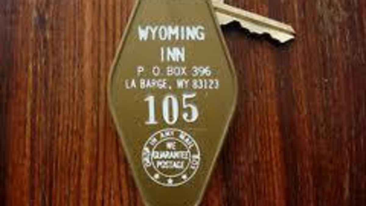 Wyoming Inn of LaBarge
