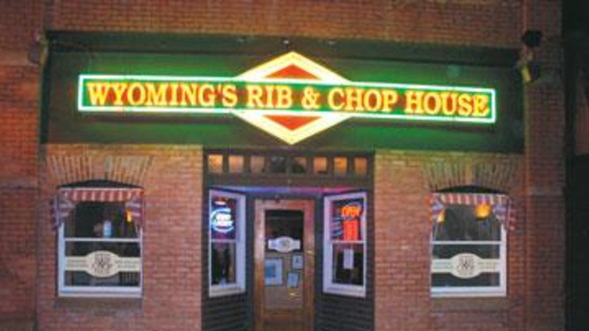 Wyoming's Rib and Chop House