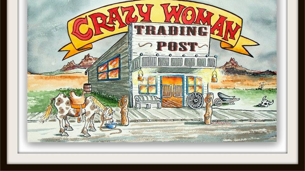 Crazy Woman Territory