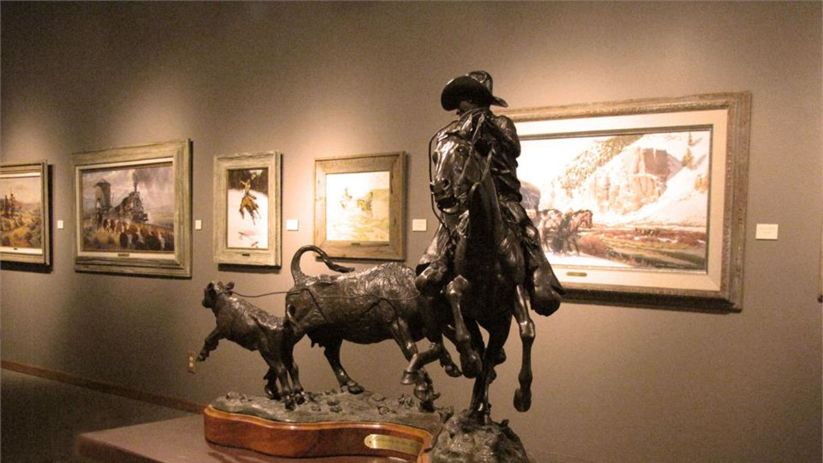 See the World-Class Western Art