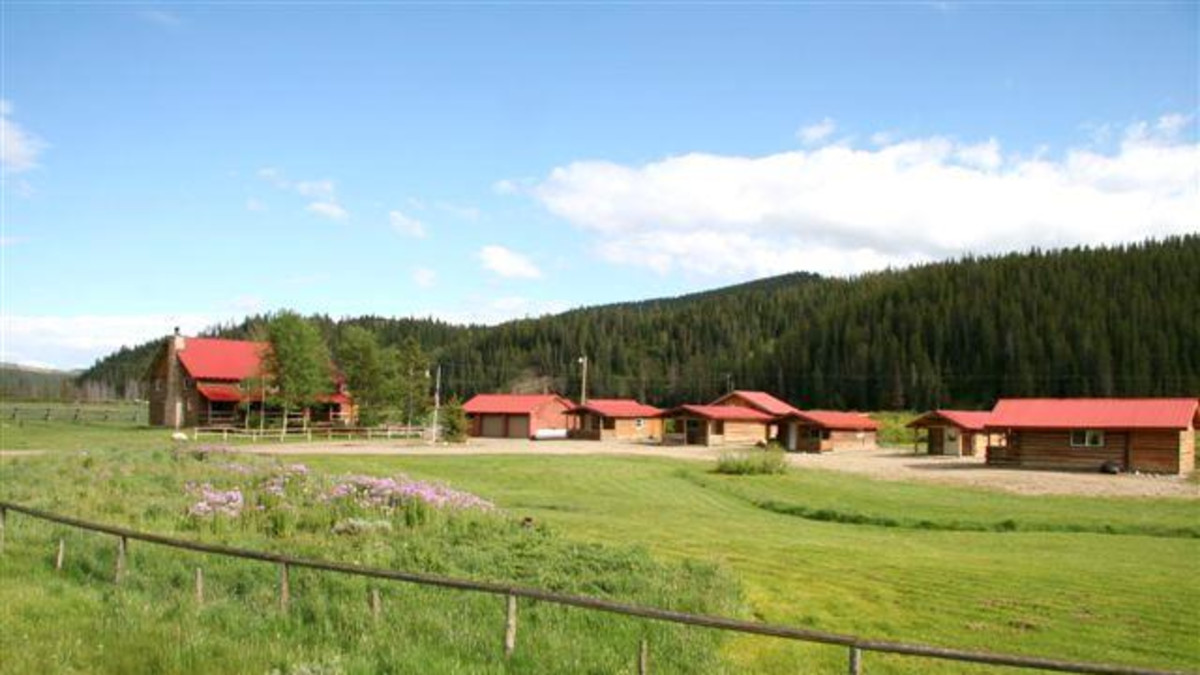 Black Powder Guest Ranch