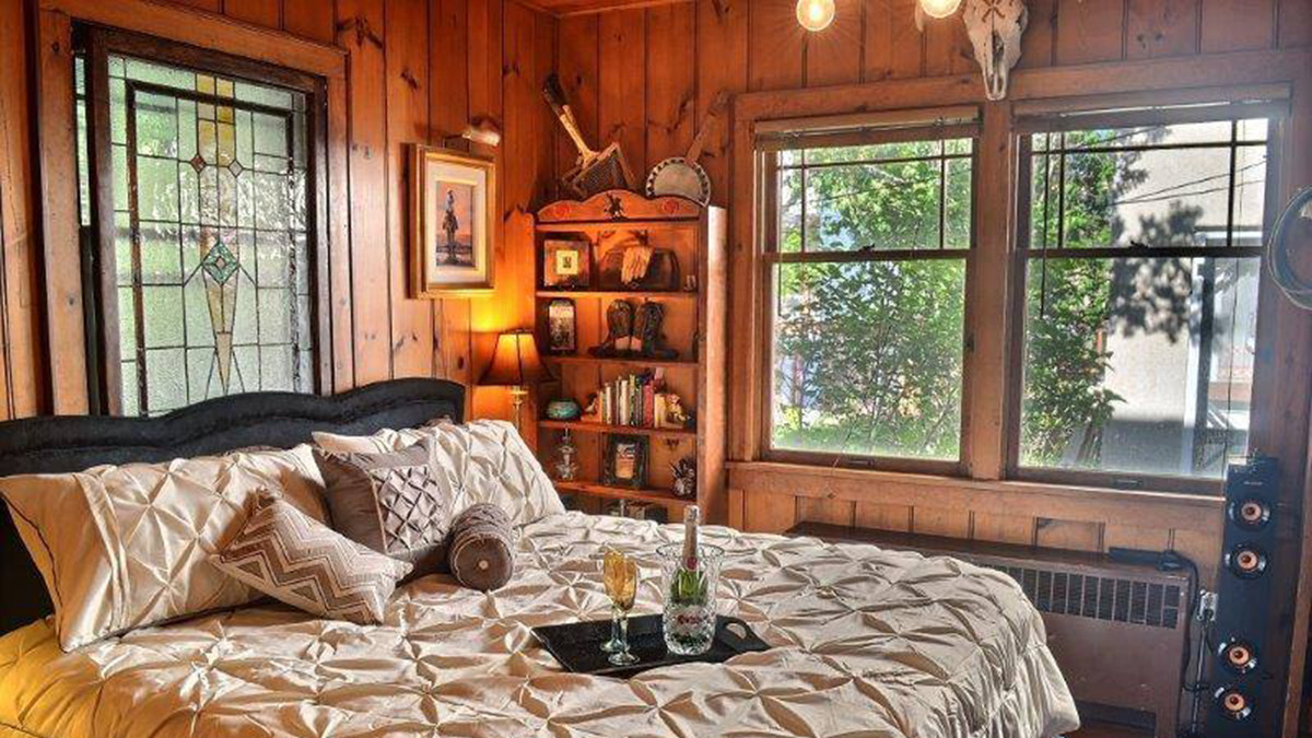 Honeymoon King Suite and/or Cowboy King Bedroom