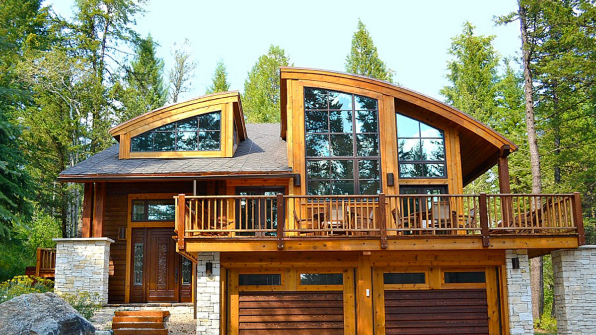 Blue Moose Lodge 6 bedroom private mountain vacation home
