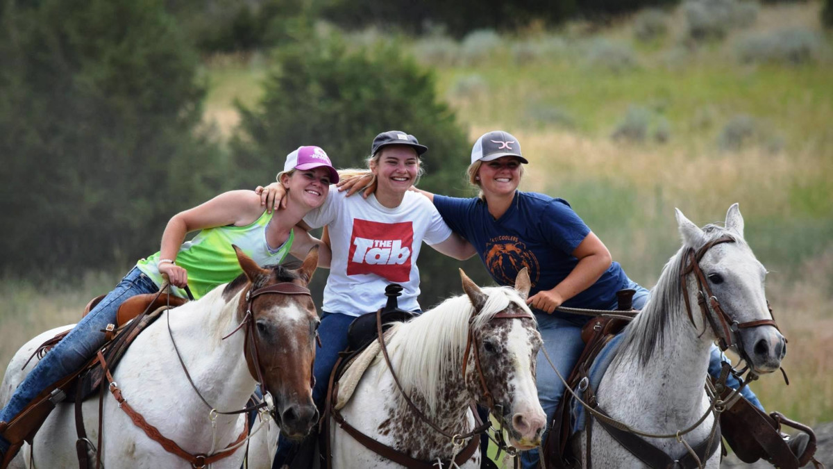 Meet friends from around the globe!  No prior experience or particularly background is required.  Just a passion for horses and a sense of adventure!