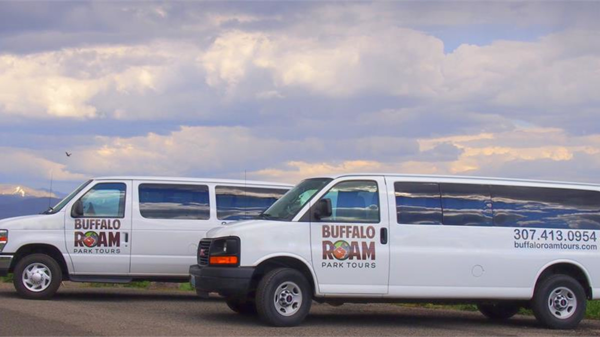 Buffalo Roam Park Tours