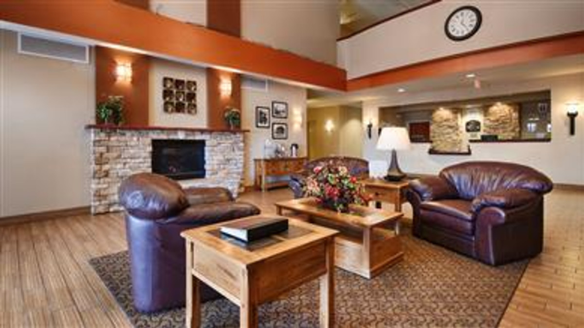 Best Western Fossil Country Inn and Suites