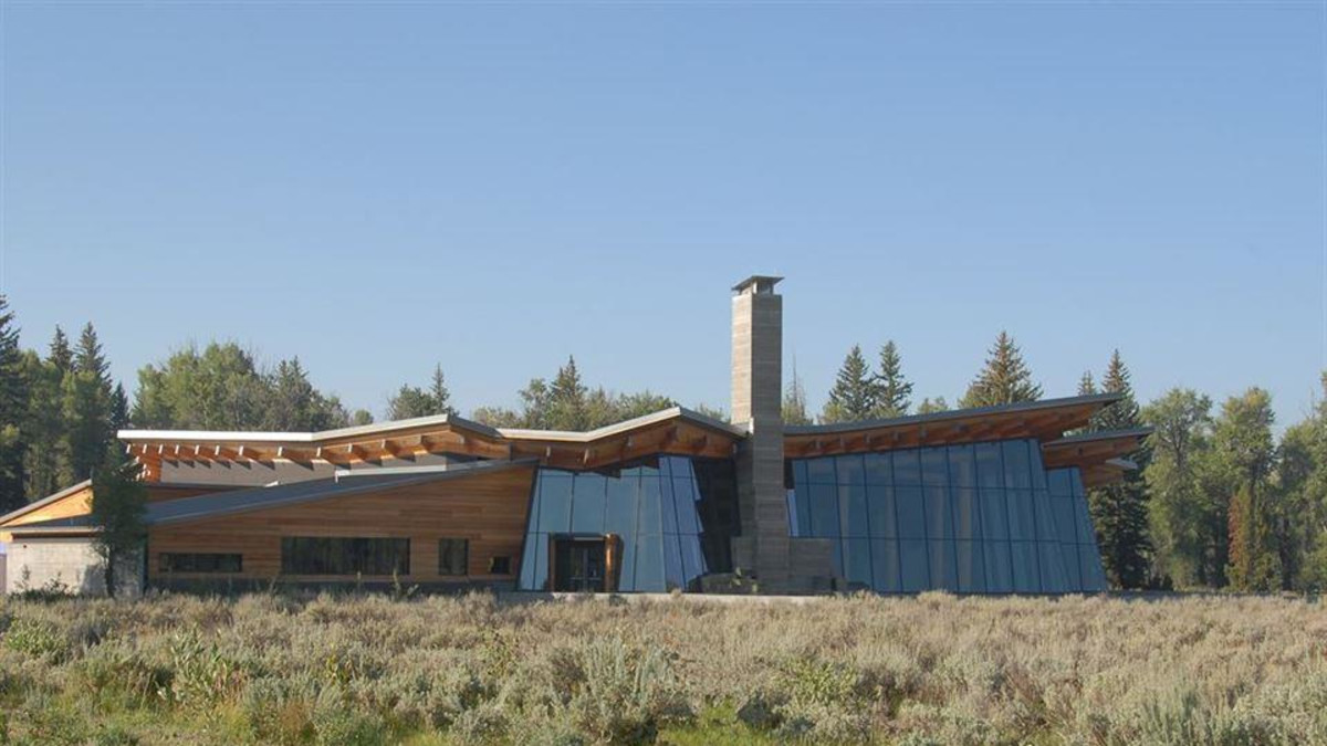 Craig Thomas Discovery & Visitor Center