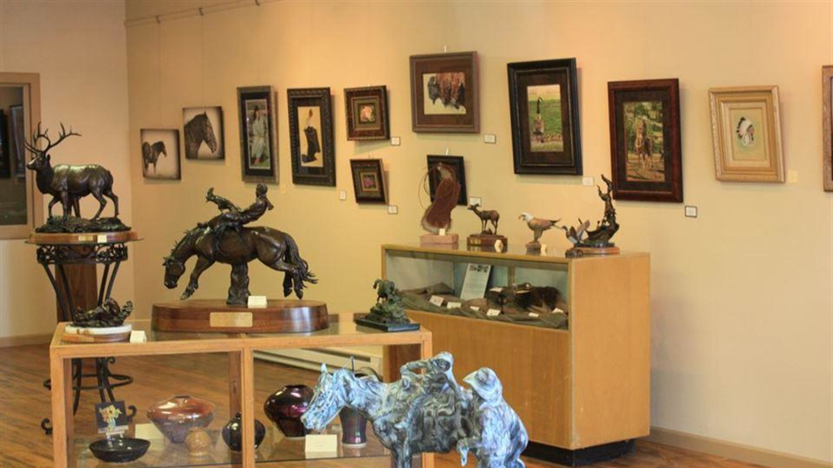 Crook County Museum & Art Gallery