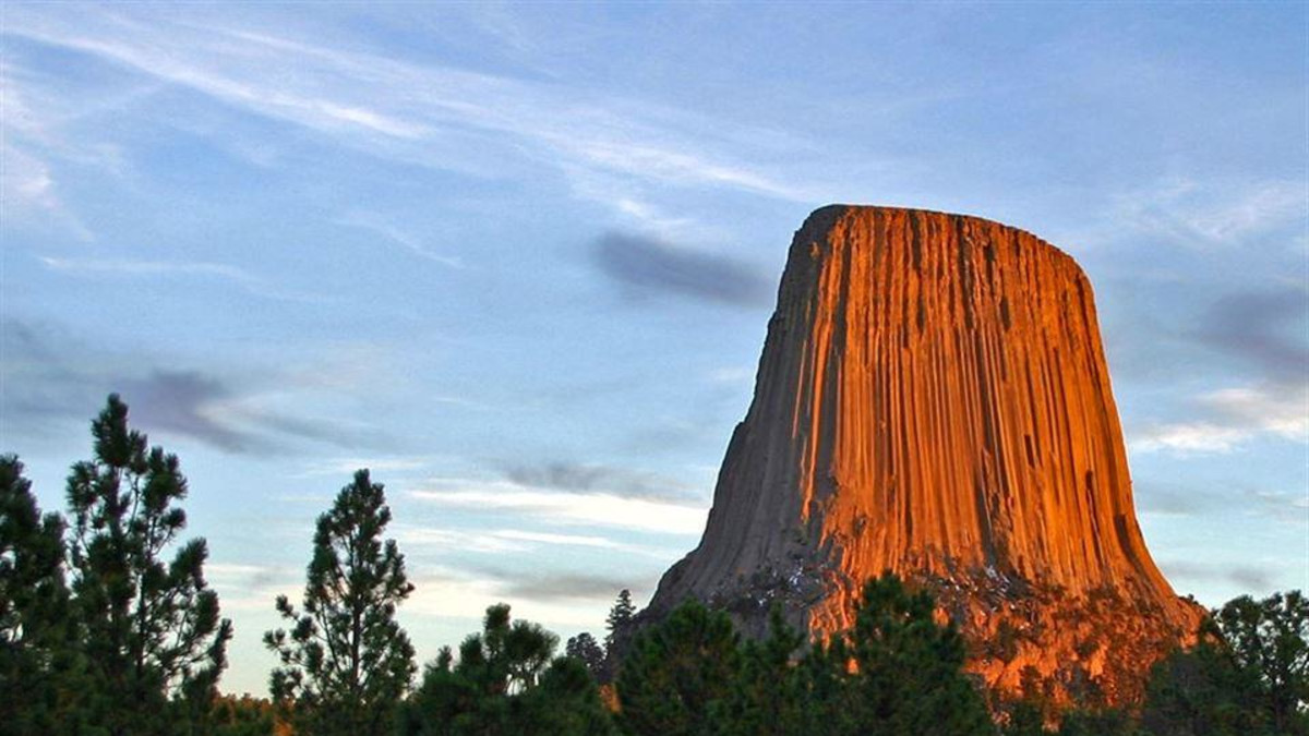 Devils Tower Wy >> Devils Tower National Monument Travel Wyoming That S Wy