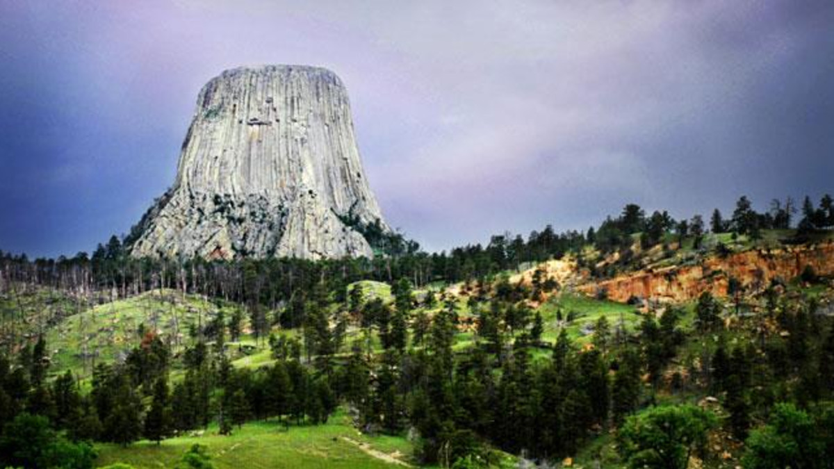devils tower national monument   devils tower travel
