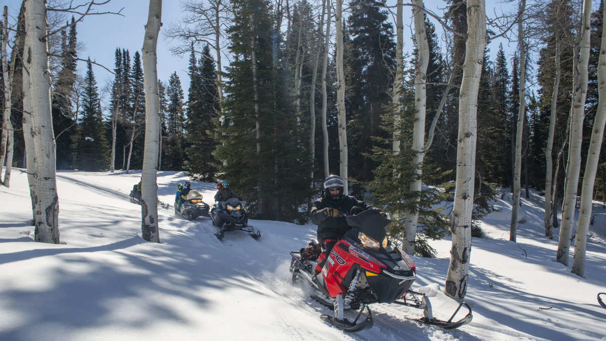 Pristine and backcountry beauty when you ride with GRBTO