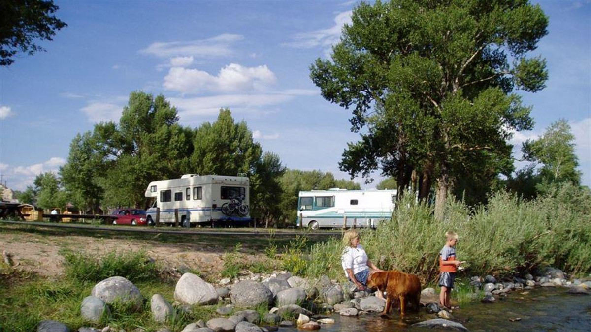 Dubois Wind River KOA
