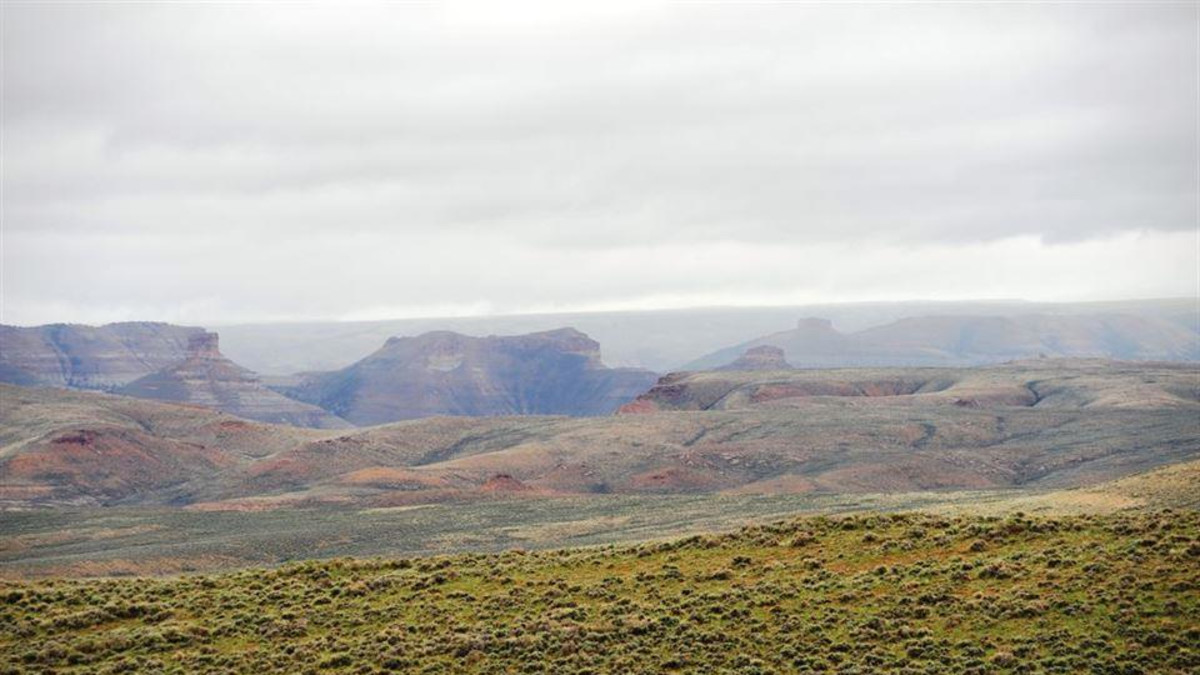 Flaming Gorge - Green River Basin Scenic Byway
