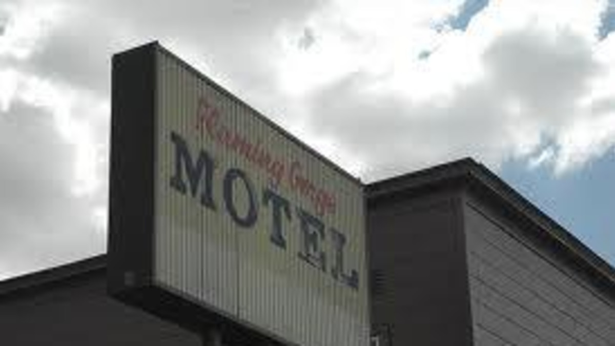 Flaming Gorge Motel