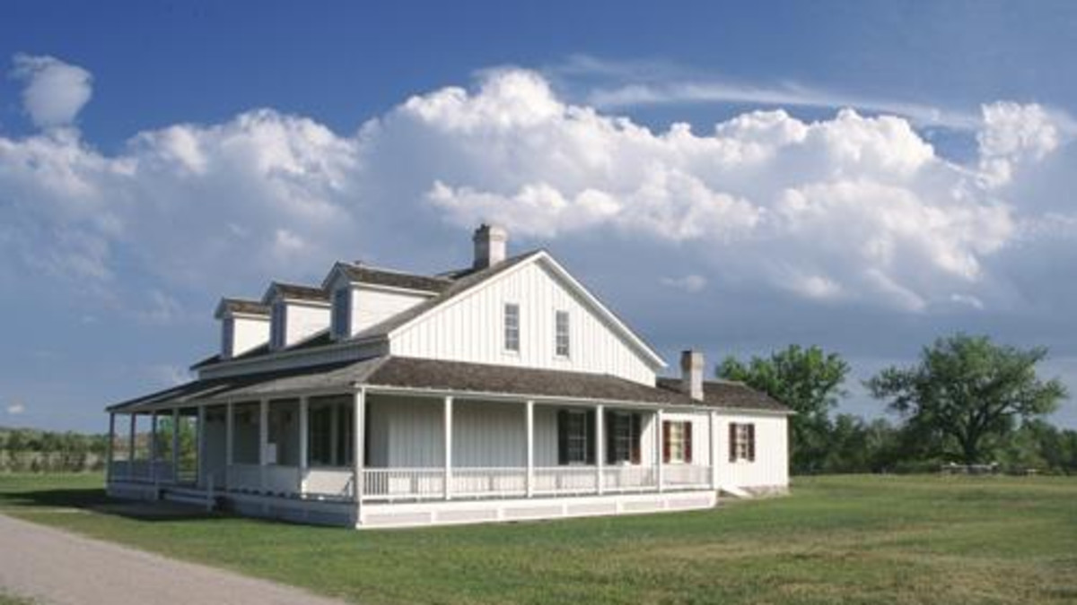 Fort Laramie National Historic Site