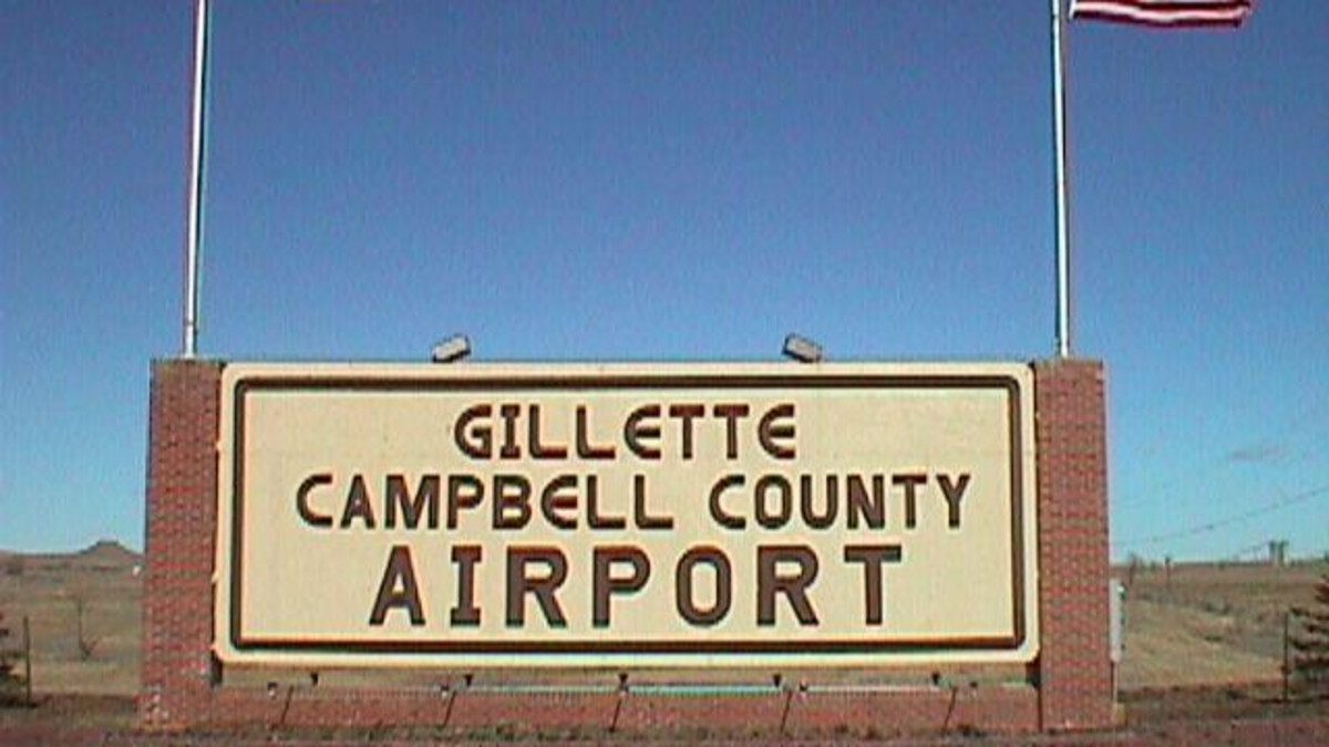 Gillette - Campbell County Airport