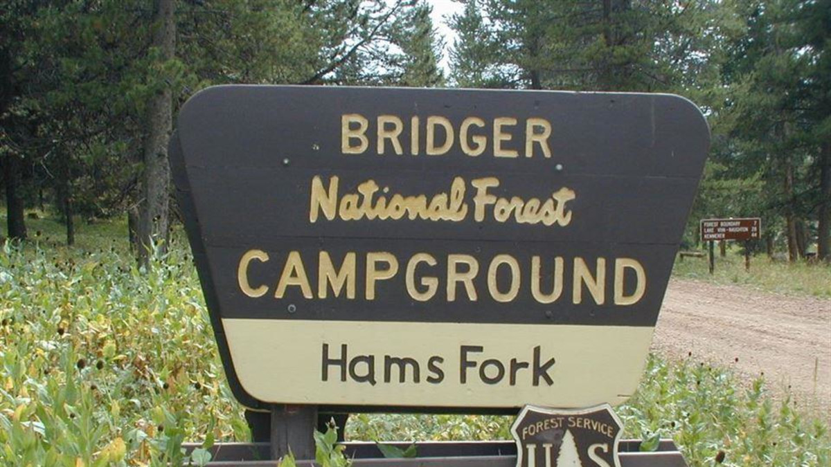 Hams Fork Campground