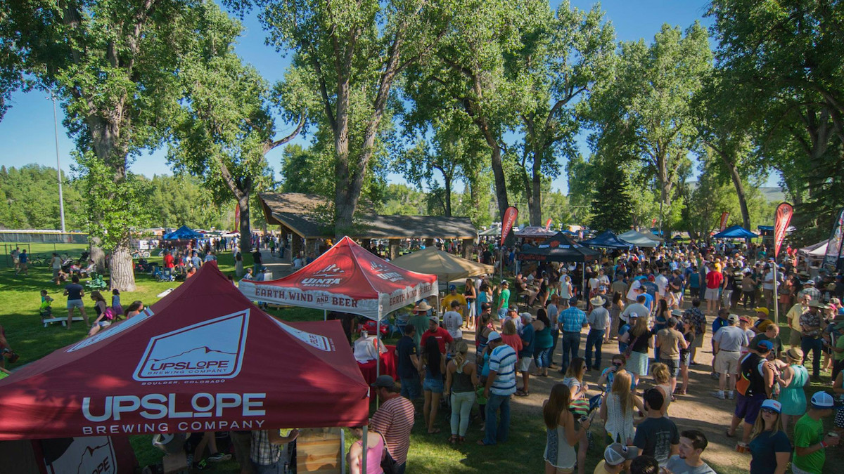 Brewfest under the cottonwoods, photo by Kyle Duba.jpg